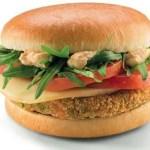 Ami McDonald's ? In Italia c'è l' Hamburger Vegetariano McVeggie