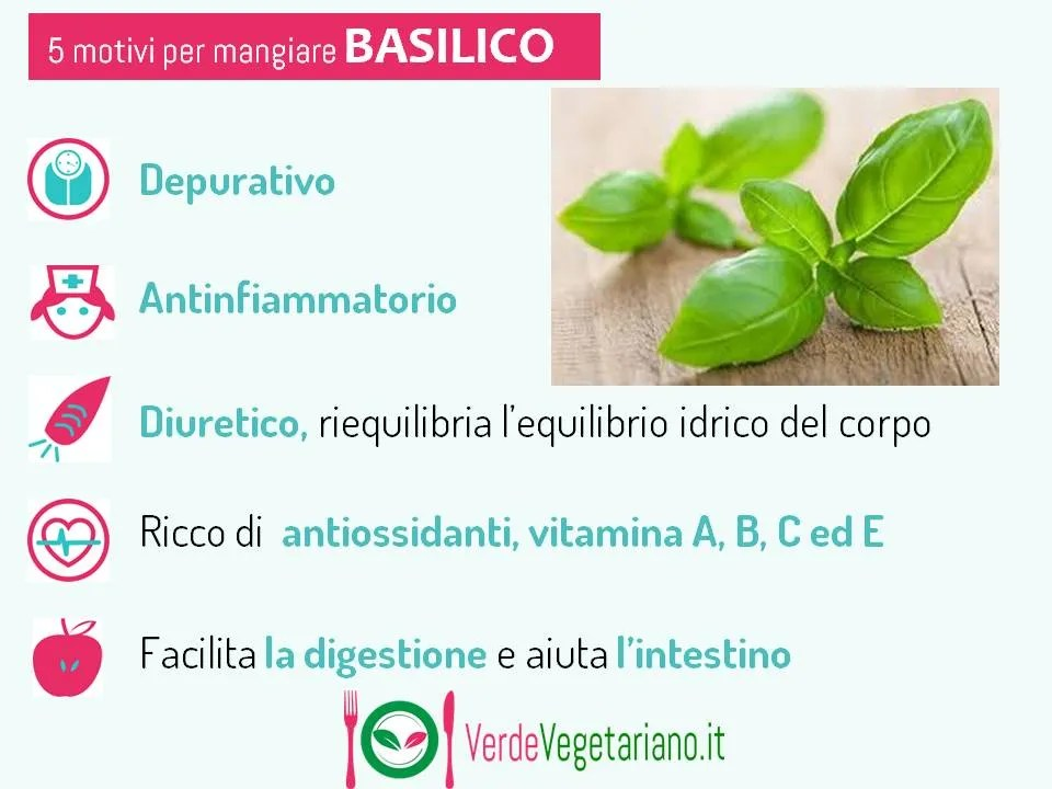 Benefici Basilico