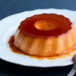 Crème caramel alla Zucca