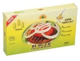 Burger Vegano
