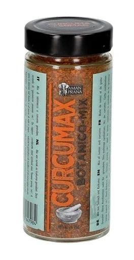 Curcumax Botanico Mix - Curcuma Granulare e Somacco