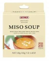 Miso Soup - Zuppa Miso Istantanea al Tofu