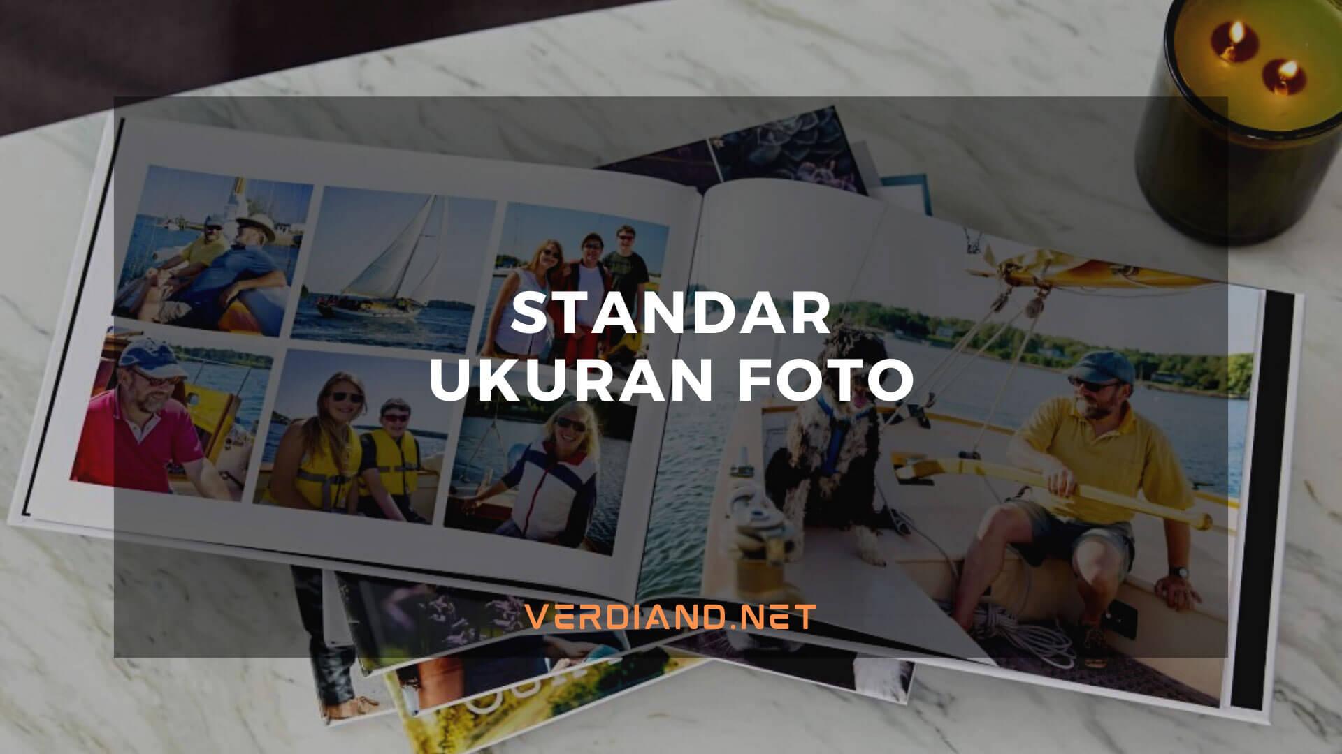 standar foto