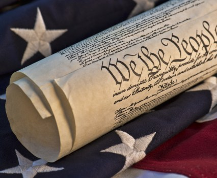 Six Republican Presidential Candidates in Search of the Constitution