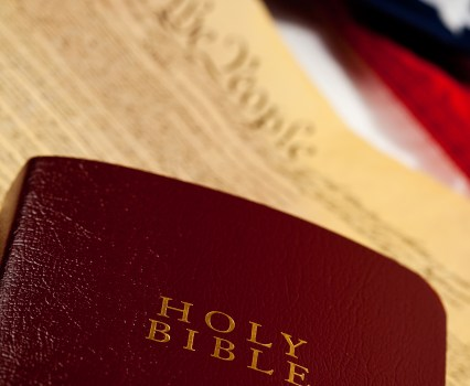"""Leading Into the 2016 Presidential Election Battle, """"Religious Liberty"""" Has Become Code for a License to Discriminate Against the LGBTQ Community (and Women)"""