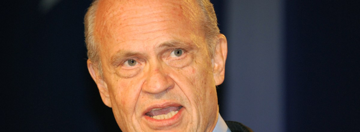 R.I.P. Fred Thompson, A Faded Type of Washingtonian