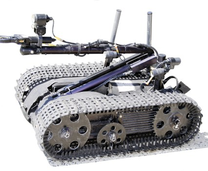 "What's the Matter With ""Bomb Robots""?"