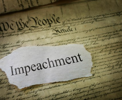 Impeachment of the President Normally Requires a Crime