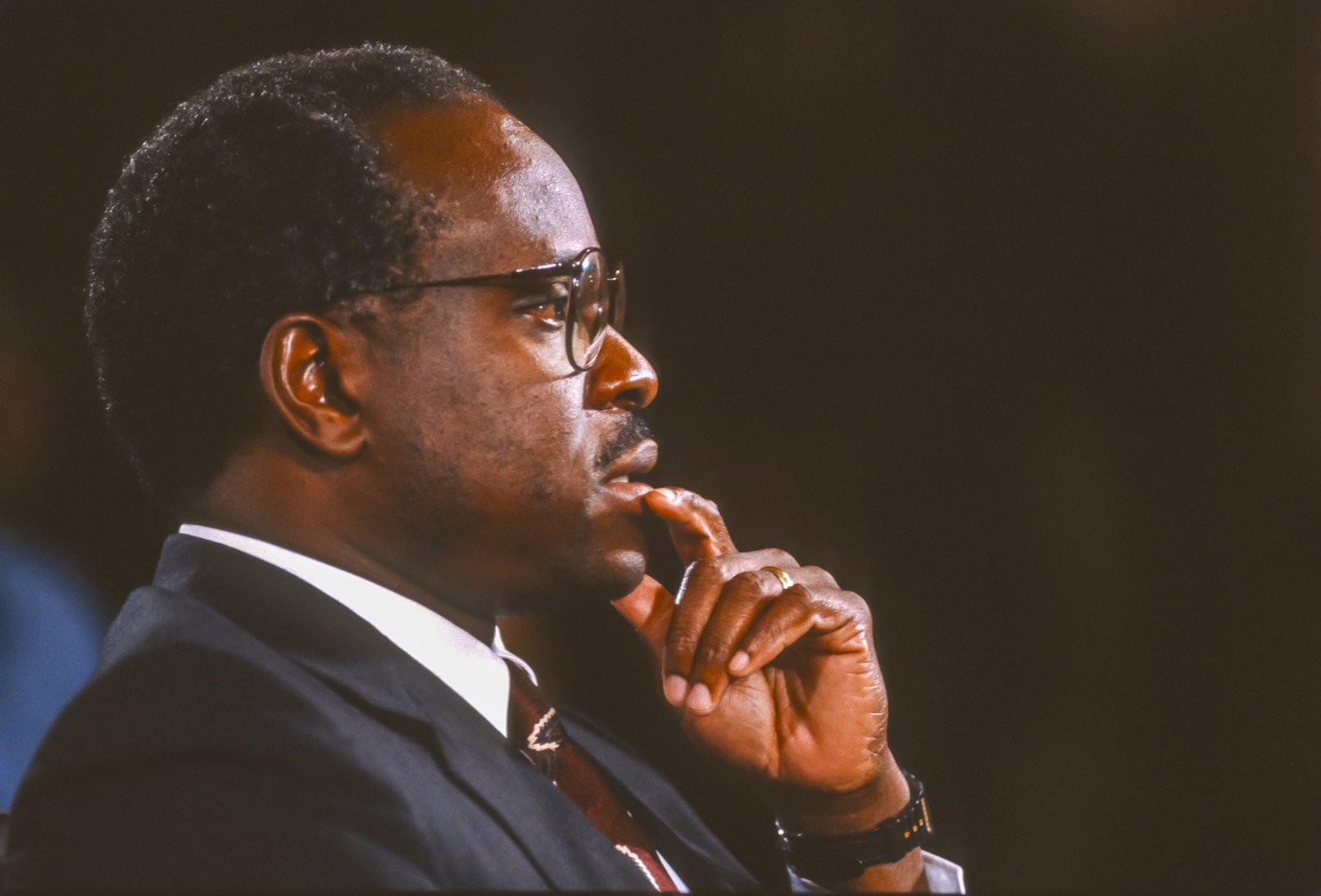 Clarence Thomas Speaks\u2014And Arguably Contradicts His