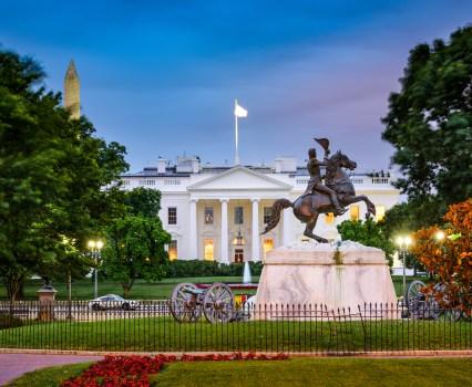 Trump's Statue Garden