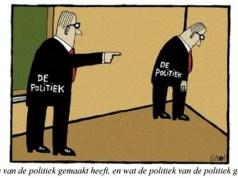 De politiek in belgie