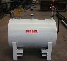 Diesel opslaan