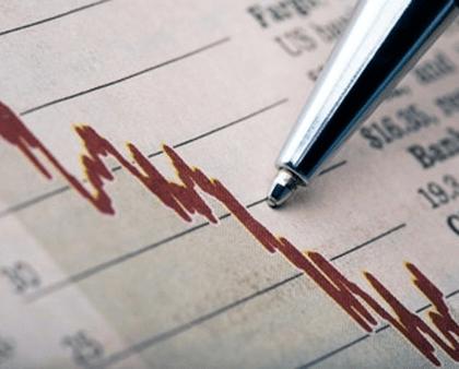 correctie van aandelen prijs