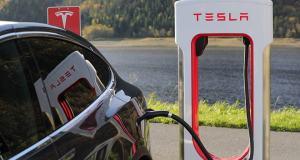 elektrische auto tesla