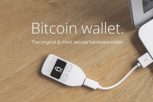 cryptocoin hard wallet