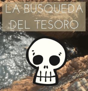 Gincana pirata la búsqueda del tesoro Gincana yincana