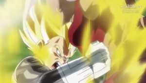 Dragon Ball Heroes: capitulo 8