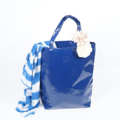 Shopper KALEA in DARK BLUE