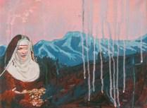 Hildegard von Bingen (1098-1179) war eine deutsche Benediktiner-Nonne und Mystikerin. Sie befasste sich mit Religion, Medizin, Musik, Ethik und Kosmologie.