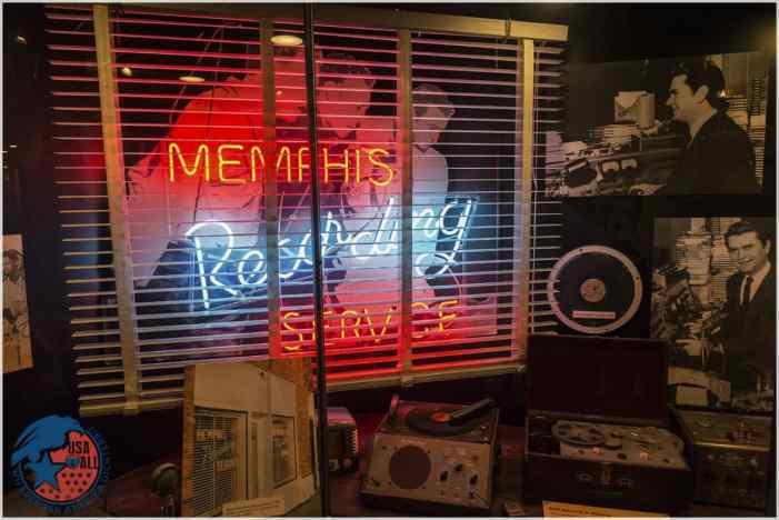Memphis Recording Studio