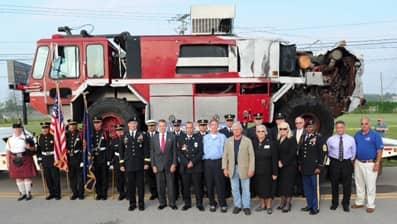 9-11 Pentagon Fire Truck
