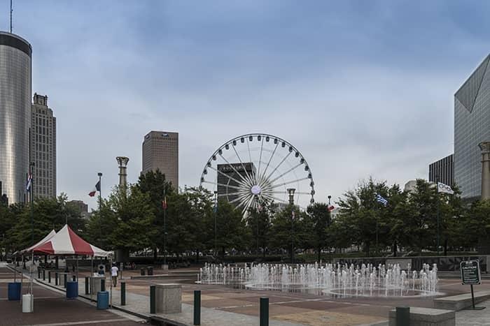 Atlanta – De hoofdstad van Coca Cola!