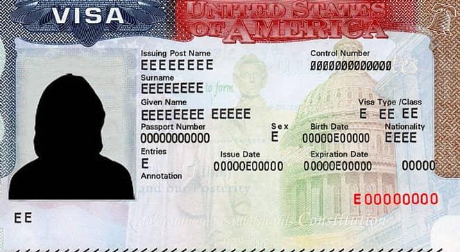 B1-B2 Visa