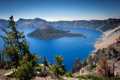 Crater LakeNP