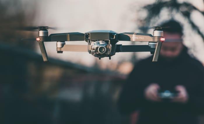 Drone Toerisme in de verenigde Staten