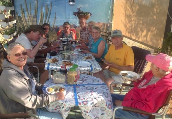 Dutch party in the Desert - 03
