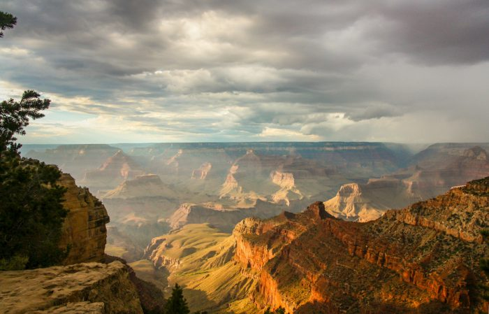 Grand Canyon Nationaal Park – Arizona