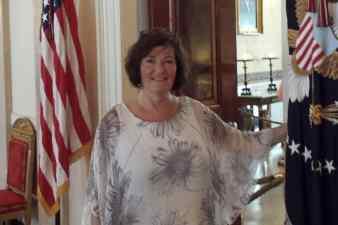 Ingrid Vogels - Witte Huis- verslaafd