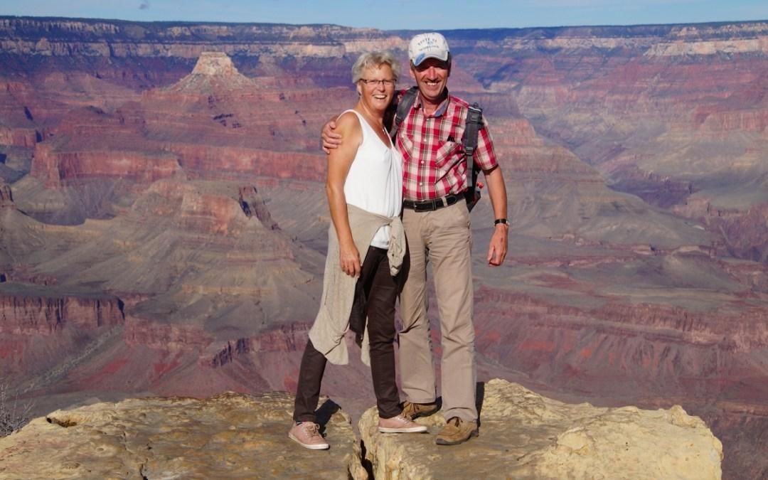 Janneke en Wim – Amerika voelt als thuiskomen!