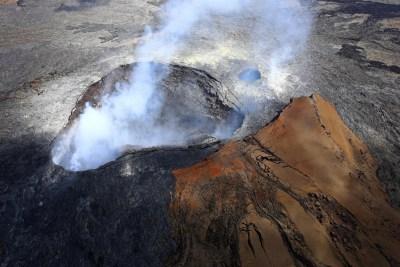 Kilauea vulkaan,Hawaii