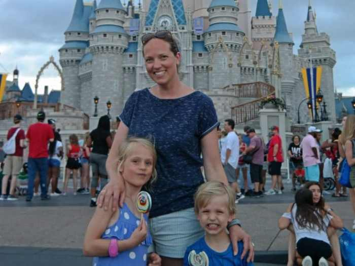 Margot Vleeming Reisspecialist Riksja Family Amerika