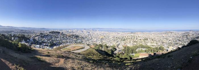 Twin Peaks- San Fransisco