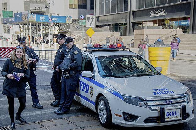 Politie Verenigde Staten