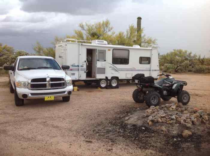 Silvester en Yvonne - Wonen zes maanden per jaar in Arizona!