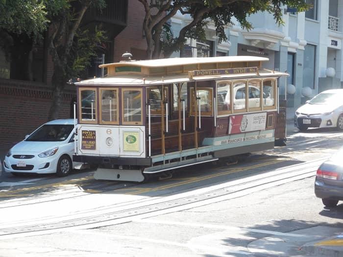 San-Francisco-Trolley