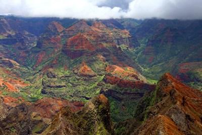 WaimeaCanyon,Hawaii