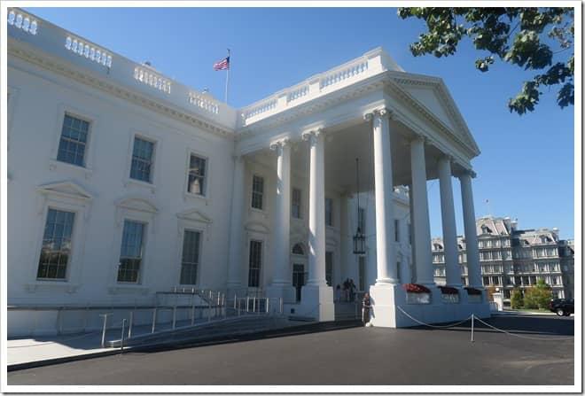 Witte Huis bezoeken? – Vraag een Senator!