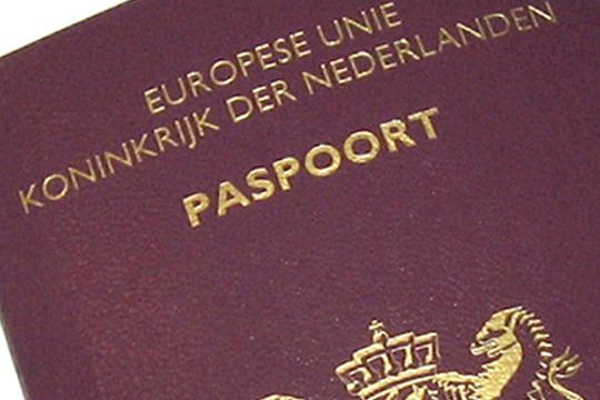 paspoort Amerika