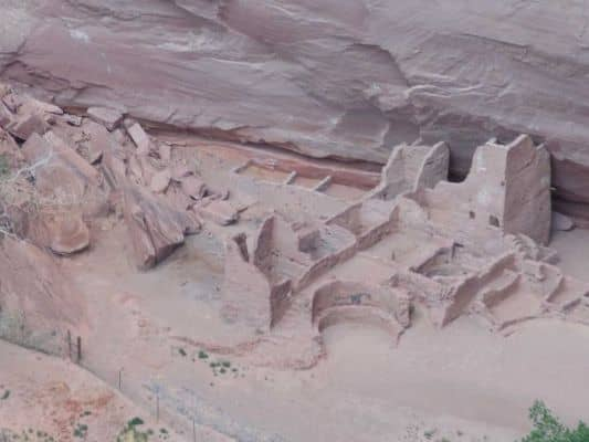 Canyon de Chelly ruine