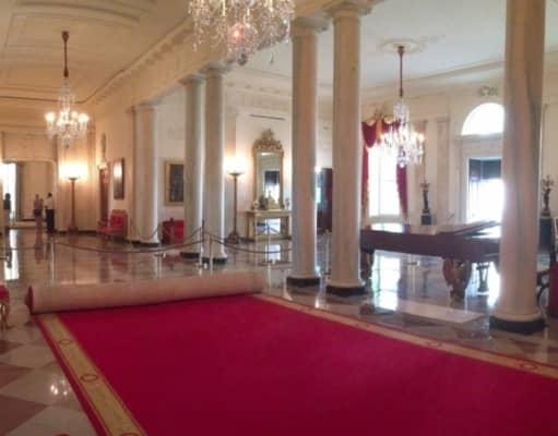 Het Witte Huis bezoeken