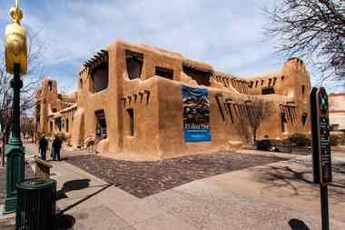 New Mexico - Land van Betovering