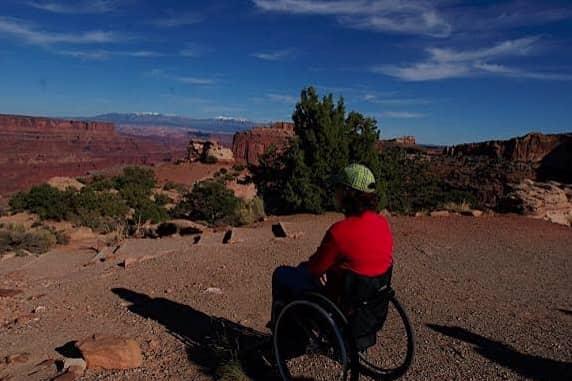 Reizen naar Amerika met rolstoel
