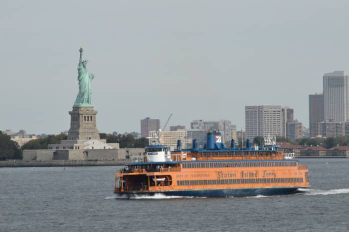 staten island ferry-Weekend New York - USA4ALL