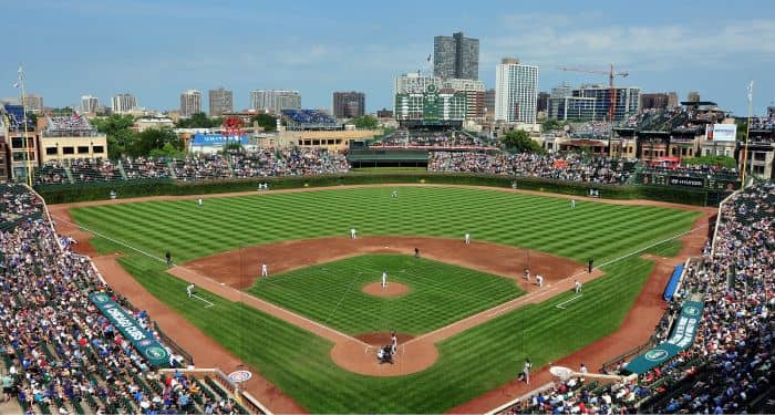 WrigleyField-Chicago