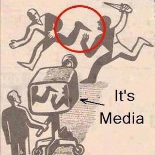 NOS, staatsomroep, NOS-verslaggeving, Mediamanipulatie