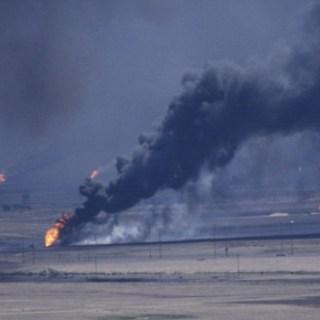 USA2016, Tweede Irakoorlog